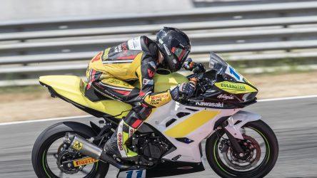 IDM Supersport 300: Kawasaki plant ein Sprungbrett in die WM zu schaffen