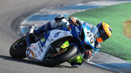 IDM Superbike 1000: Suzuki Mayer und Toni Finsterbusch gehen in die nächste Runde