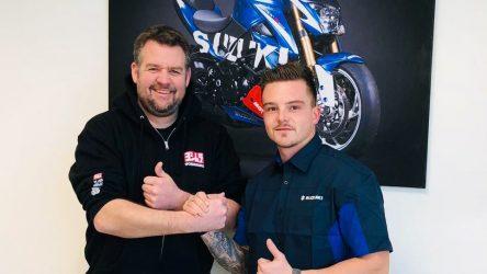 IDM Superbike 1000: HPC-Power Suzuki Racing ohne Schmitter, aber mit Kartheininger
