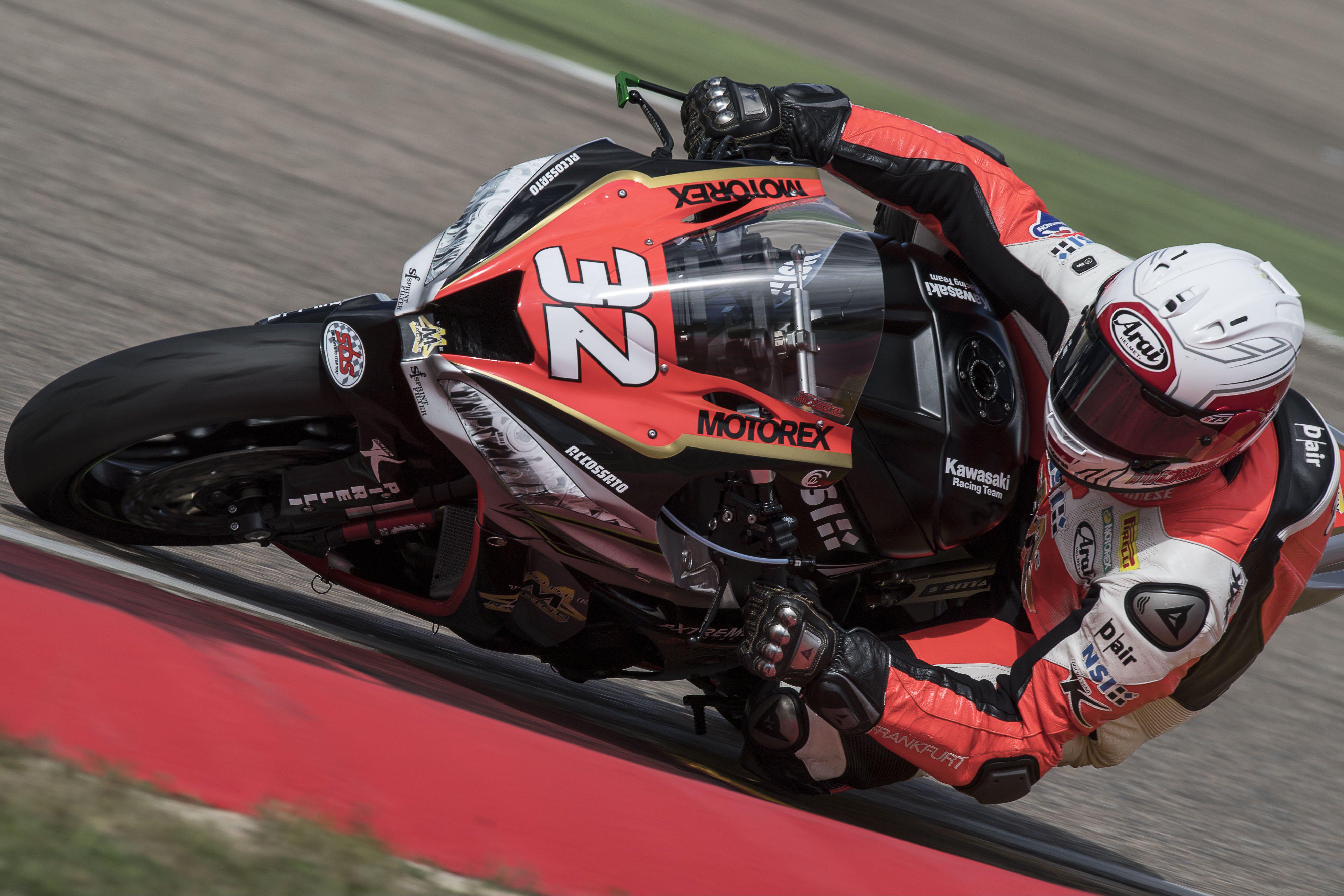 IDM Superbike 1000: MGM Yamaha verpflichtet Marc Moser und Maximilian Weihe