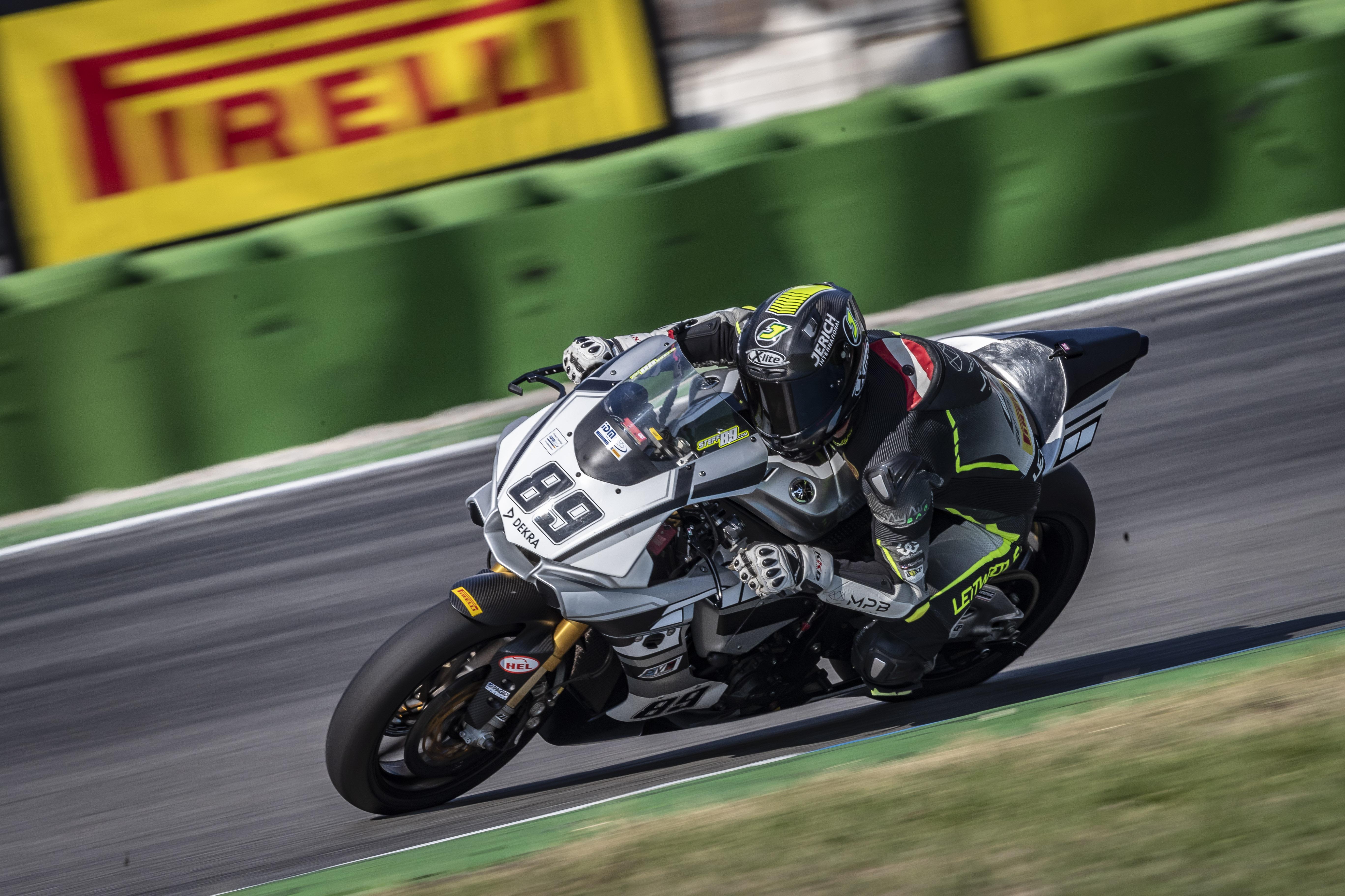 """IDM Superbike 1000: """"Steff"""" Kerschbaumer sagt zu für IDM und Endurance-WM"""