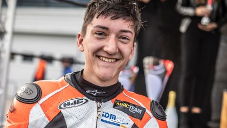 IDM Supersport 300: Toni Erhard 2019 mit Mission Titelverteidigung am Start