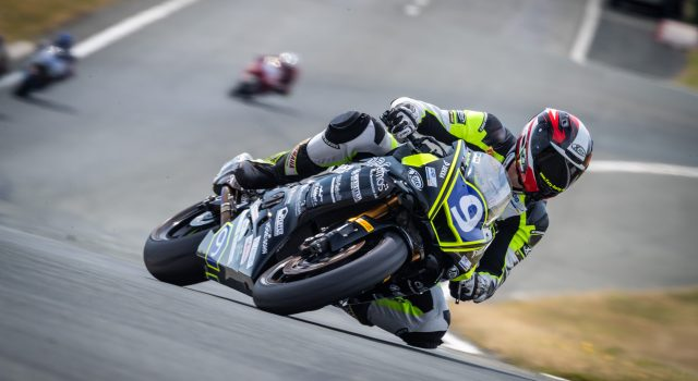 IDM Supersport 600: Alles anders, Marco Fetz fährt 2019 wieder seine 600er-Yamaha