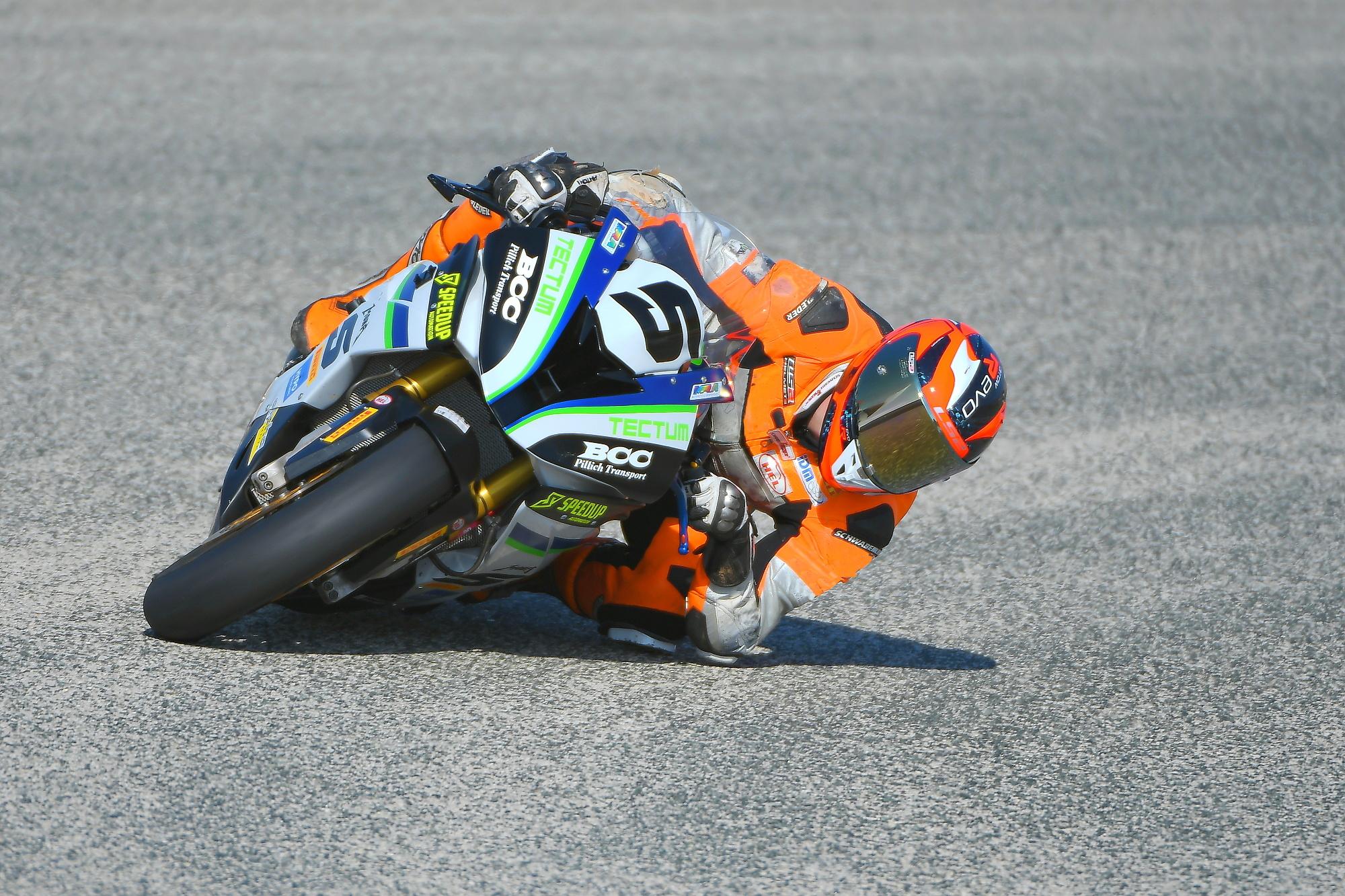 IDM Superbike 1000: Jan Mohr schwenkt zum Team BCC Heilbronn und auf BMW um