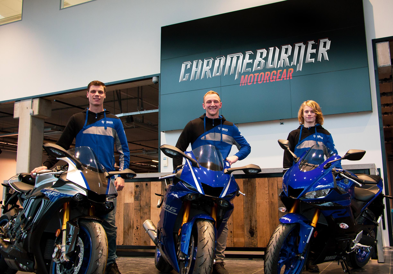 IDM 2019: SWPN hat drei Fahrer in drei Klassen – Brink, Tessels, van der Voort