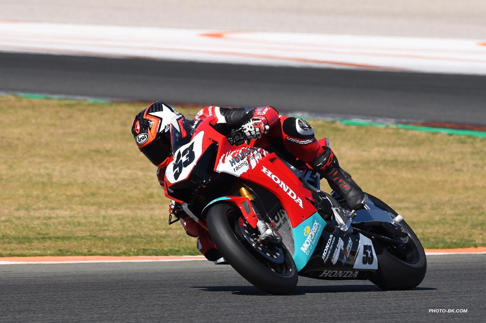 IDM Superbike 1000: Zollbestimmungen bremsen HRP-Team bei Valencia-Test endgültig aus