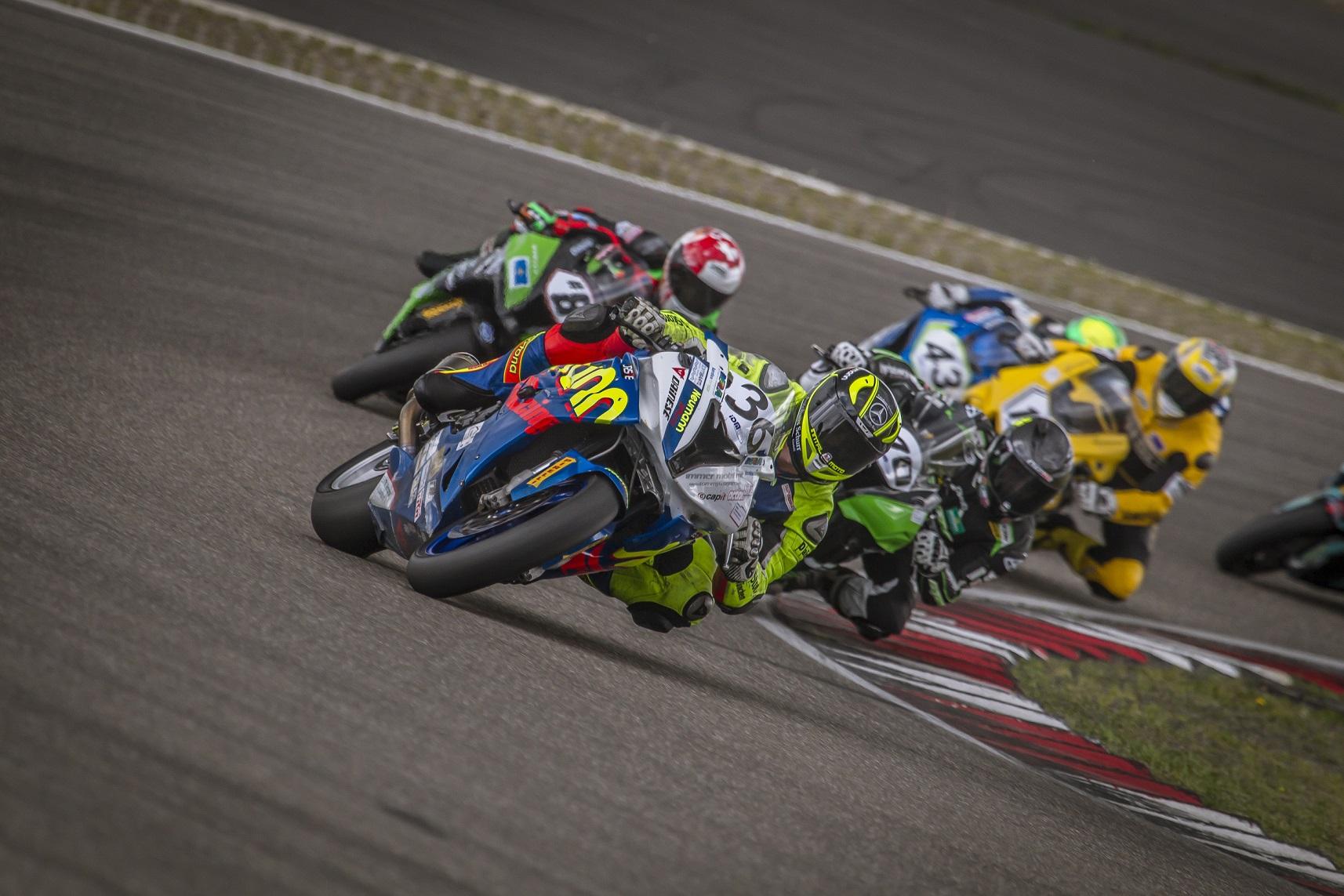 IDM Superbike 1000: Zwei Läufe vor Mega-Kulisse beim Truck-GP auf dem Nürburgring