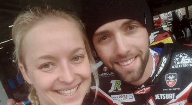 IDM Supersport 300: Geheimtest enthüllt, Julia Hämmer trifft MotoGP-Testfahrer Jonas Folger