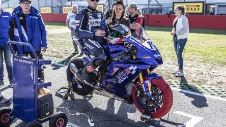 IDM Supersport 600: Kevin Wahr steht zum Saisonauftakt noch ohne Motorrad da