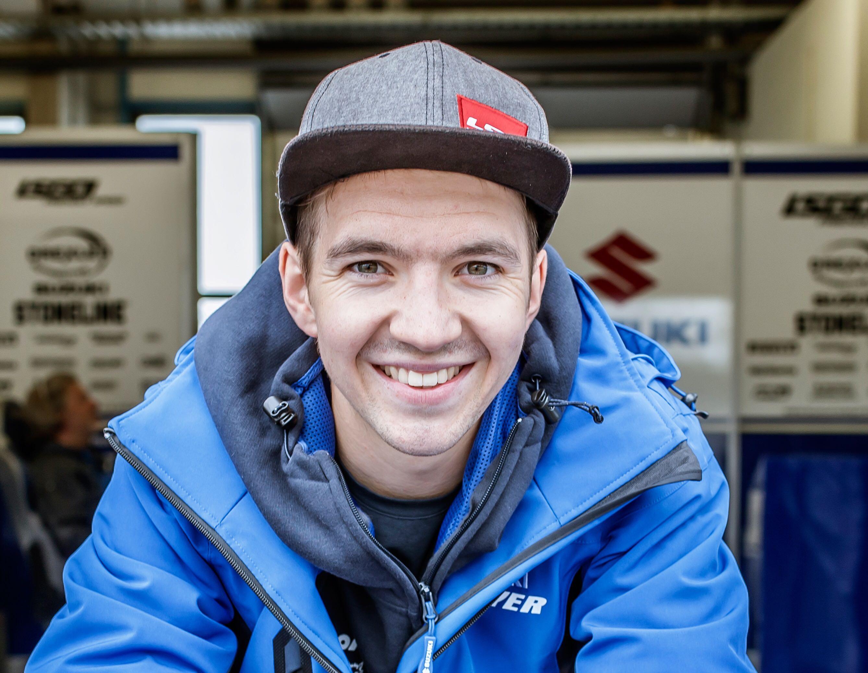 IDM Supersport 600: Wirbelverletzung bei Testfahrten – Luca Grünwalds Einsatz auf der Kippe