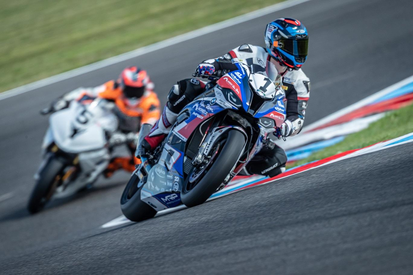 IDM Superbike 1000:  Mikhalchik holt die Pole Position