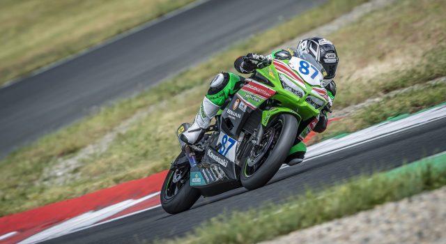 IDM Supersport 300: Überraschung durch Kawasaki-Pilot Licciardi