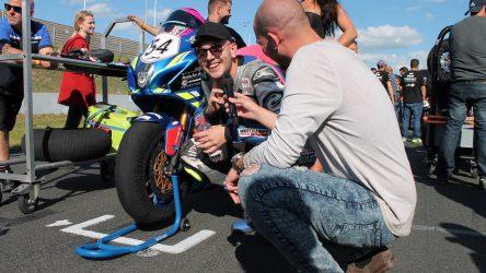"""IDM Superbike 1000: """"Bobster"""" fällt drei Monate aus"""