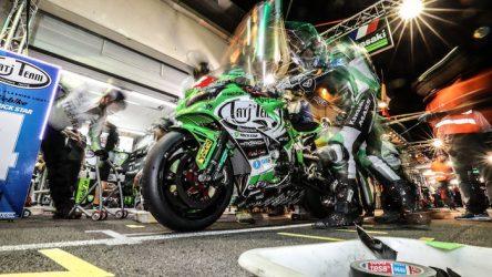 IDM Superbike 1000: Bastien Mackels fährt Langstrecken-WM auf Kawasaki