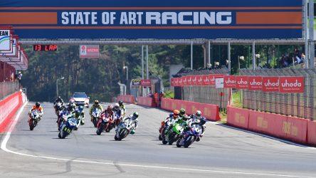 IDM Superbike 1000: Ein Punkt Vorsprung für Mikhalchik