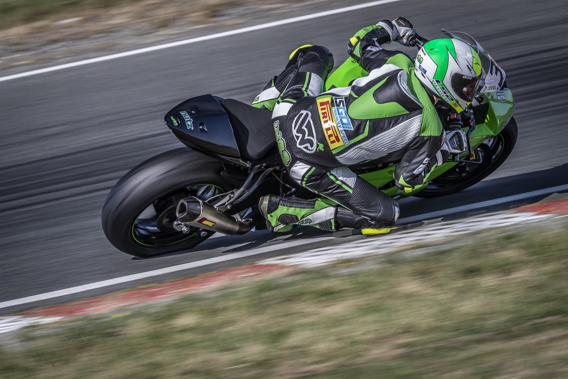 IDM Supersport 600: Grünwald und Kawasaki melden sich an der Spitze zurück