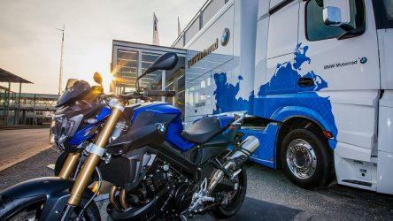 Shows und Testfahrten der IDM-Partner beim Truck-GP auf dem Nürburgring