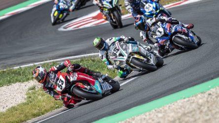 Spektakel in der Eifel: IDM Superbike 1000 am Wochenende beim Truck-GP