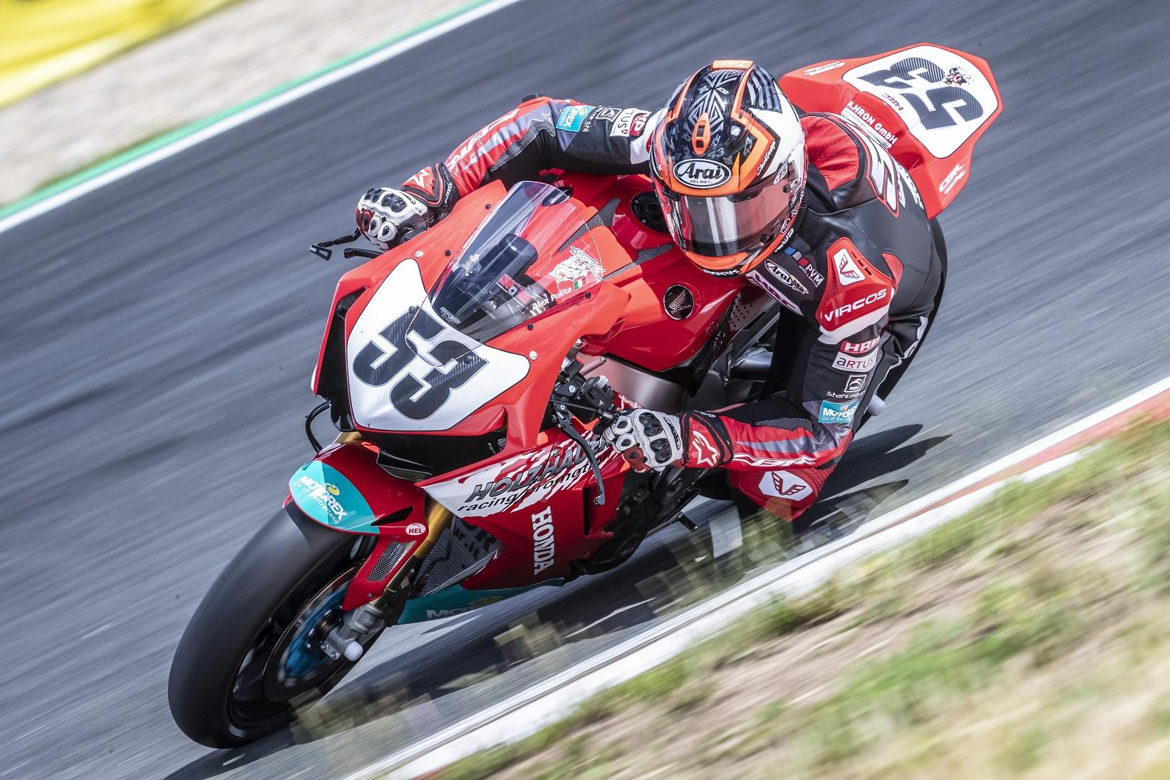 IDM: Testbike oder jetzt schon Honda-VIP-Ticket fürs Finale sichern