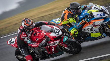 IDM Superbike 1000: Wetterkapriolen und Julian Puffe auf der Pole