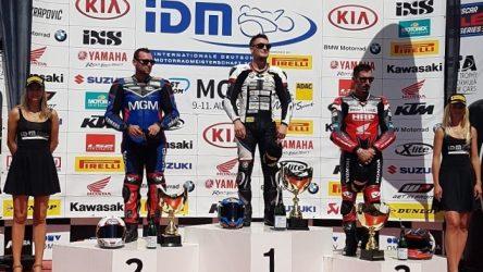 IDM Superbike 1000: Mikhalchik hat die Führung in der Gesamtwertung zurück
