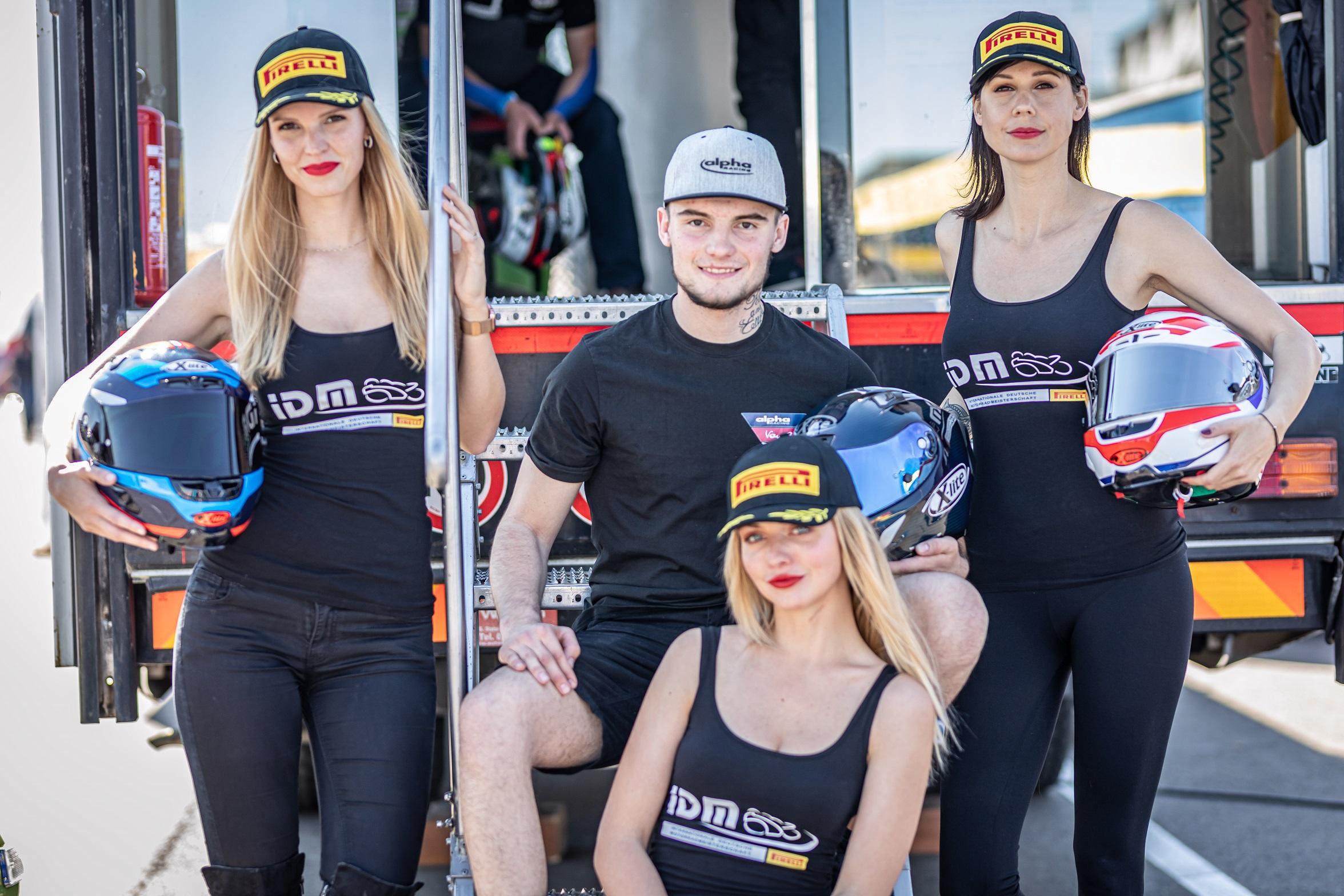IDM Superbike 1000: Puffe und Mikhalchik im neuen BMW-Werksteam in der Endurance-WM
