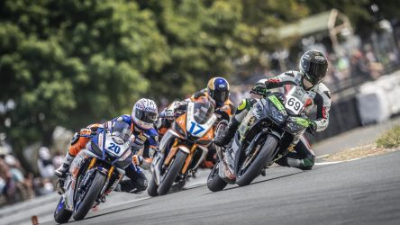 IDM Supersport 300: Start beim prestigeträchtigen Gamma Racing Day
