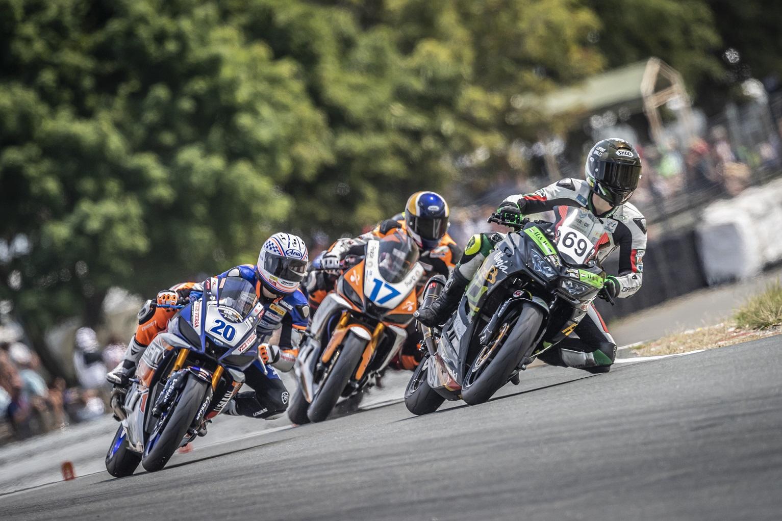 IDM Supersport 300: Start beim prestigeträchtigen Gamma Racing Day