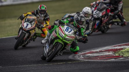 IDM Supersport 300: Volle Punktzahl für Erhard, jetzt zählen Einzelergebnisse