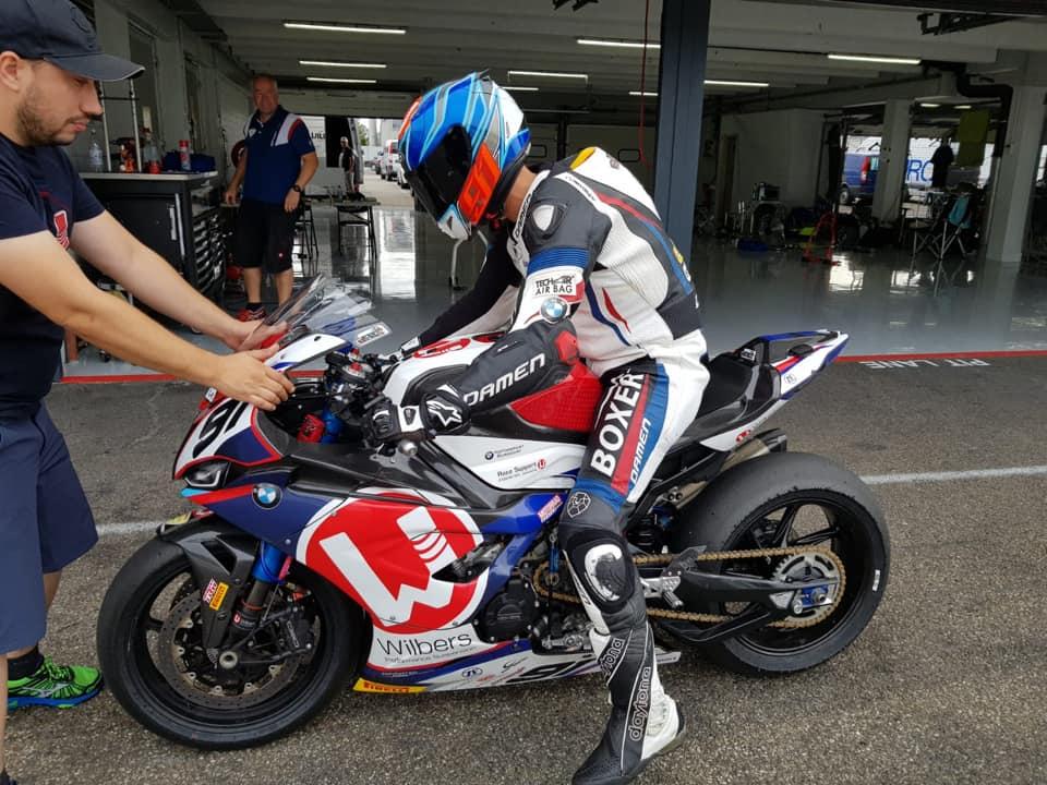IDM Superbike 1000: Wilbers-BMW und Mackels sind startklar für Assen