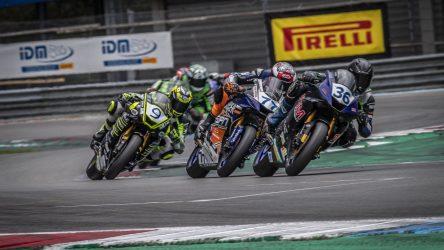 IDM Supersport 600: Sander Kroeze bleibt Schnellster im Qualifying