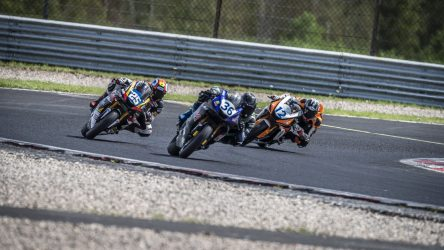 IDM Supersport 600: Lokalmatador Sander Kroeze greift nach der Pole Position