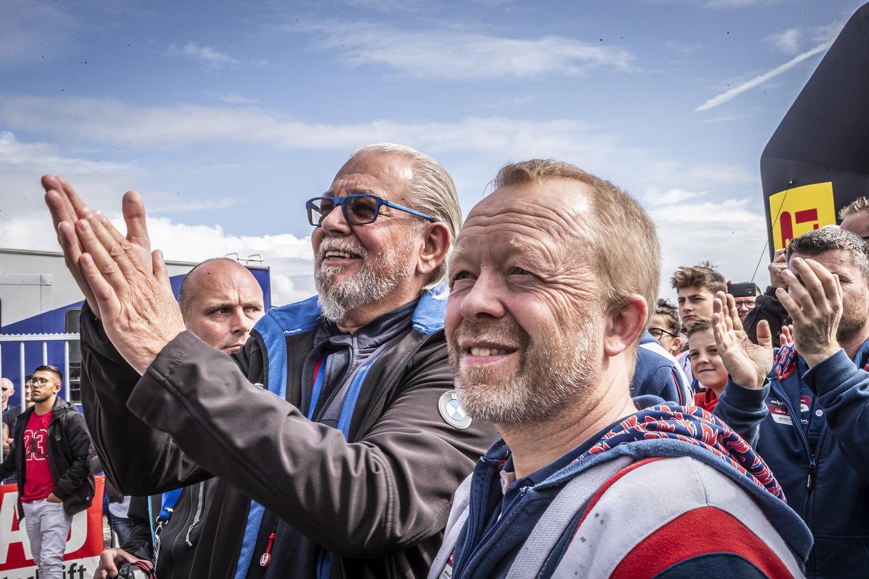 IDM Superbike 1000: Mikhalchik macht die Titelverteidigung mit einem Sieg perfekt