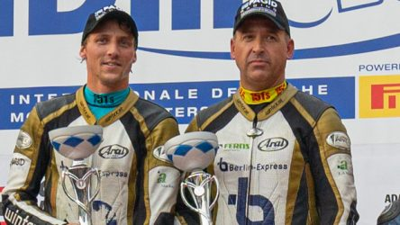 IDM Sidecar: Weltmeister Reeves ist jetzt auch der neue IDM-Champion