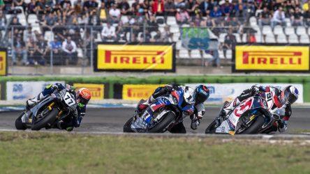 IDM Superbike 1000: Yamaha-Sieg in der Königsklasse durch Marvin Fritz