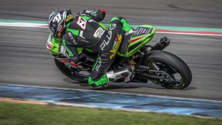"""IDM Supersport 300: Spitzenreiter Licciardi: """"Ich muss weiter um die Spitze kämpfen"""""""