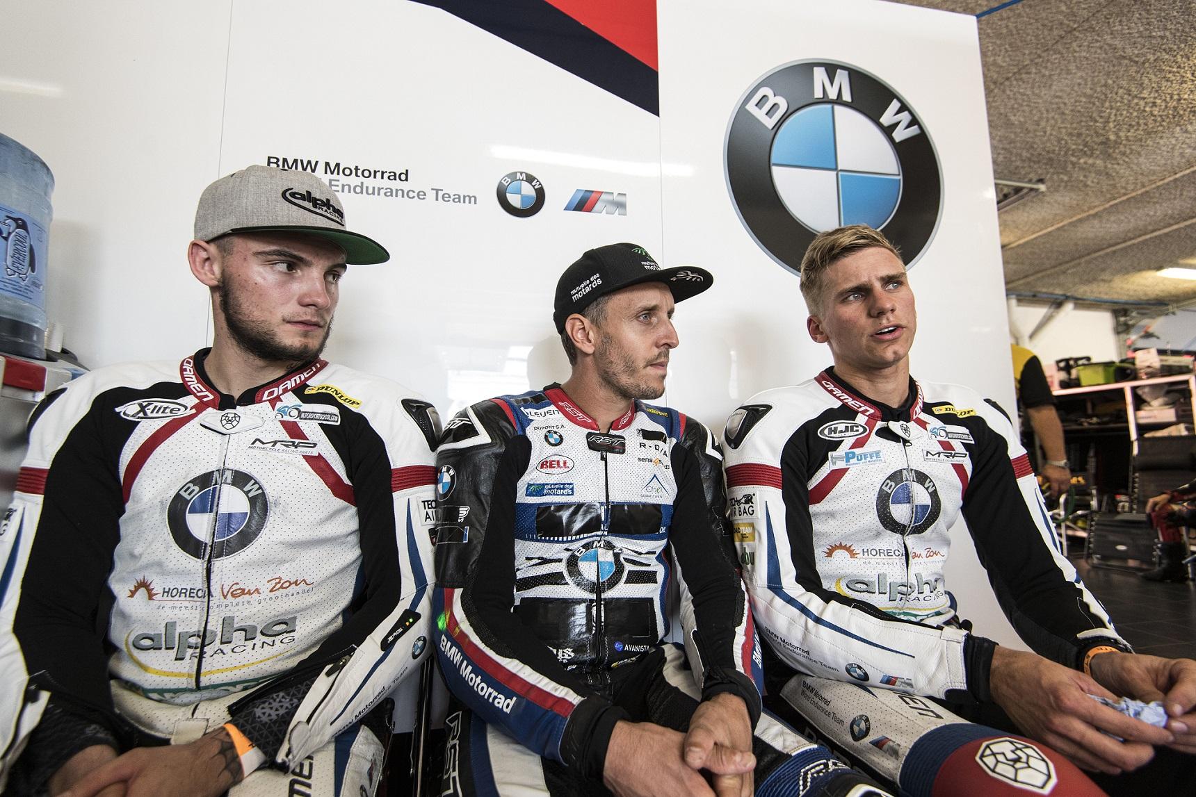 IDM Superbike 1000: Mikhalchik, Puffe, Foray und Mackels auf EWC-Jungfernfahrt