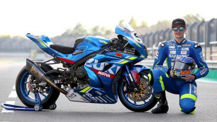 IDM Superbike 1000: HPC-Power Suzuki Racing macht mit Kevin Sieder weiter