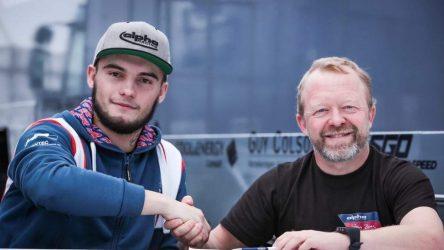 IDM Superbike 1000: Mikhalchik per Handschlag fix