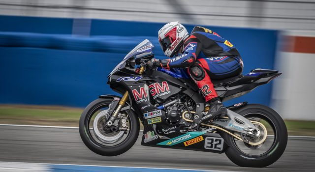 IDM Superbike 1000: Marc Moser auf neuer R1 bei MGM Racing