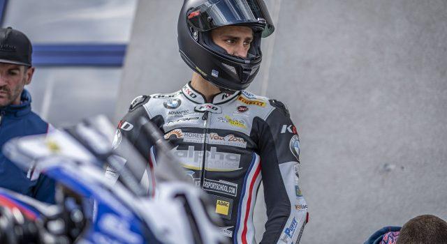 IDM Superbike 1000: Julian Puffe ist raus bei alpha Racing-Van Zon-BMW