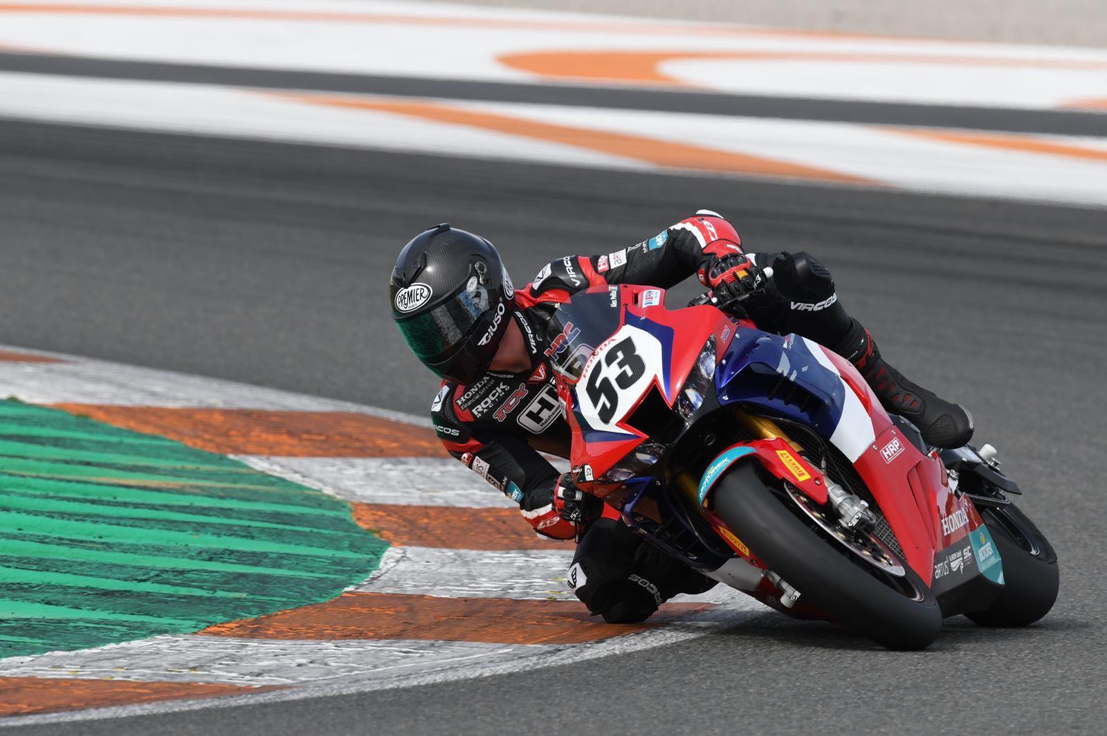 IDM Superbike 1000: Polita und Puffe sind schockverliebt in die neue Honda Fireblade