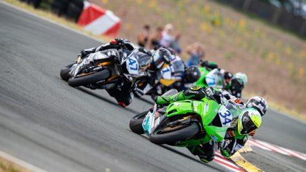 IDM Supersport 600: Luca Grünwald und Kawasaki gehen in die nächste Runde
