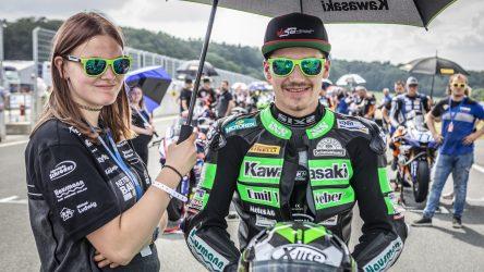 IDM Supersport 600: Folgt dem Kawasaki-Platz für Gabriel Noderer noch einer in der Politik?
