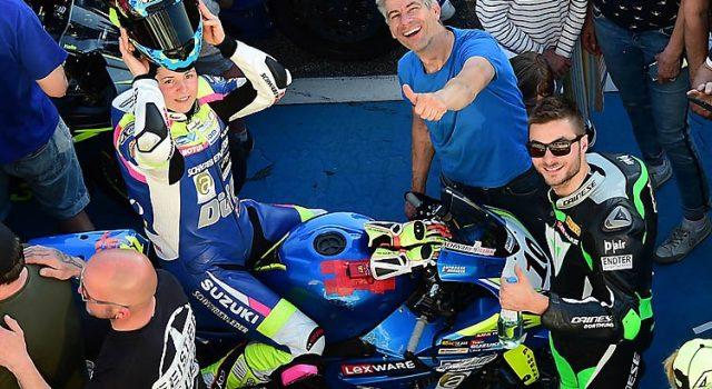 IDM Superbike 1000: Gestatten Nils Endter, der dritte Mann auf HRP-Honda
