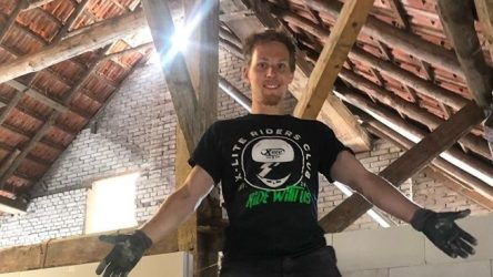 Pepijn Bijsterbosch: Selbst erteilter Hausarrest statt Podiumsträume