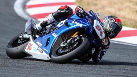 IDM Superbike 1000: Jonas Folger hat das Grund-Setup für die Yamaha gefunden