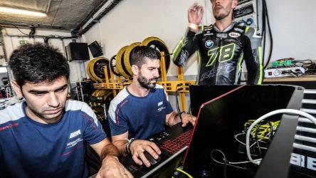 Foray testet WM-BMW, Reiti bleibt zu Hause und Mikhalchik darf nicht einreisen