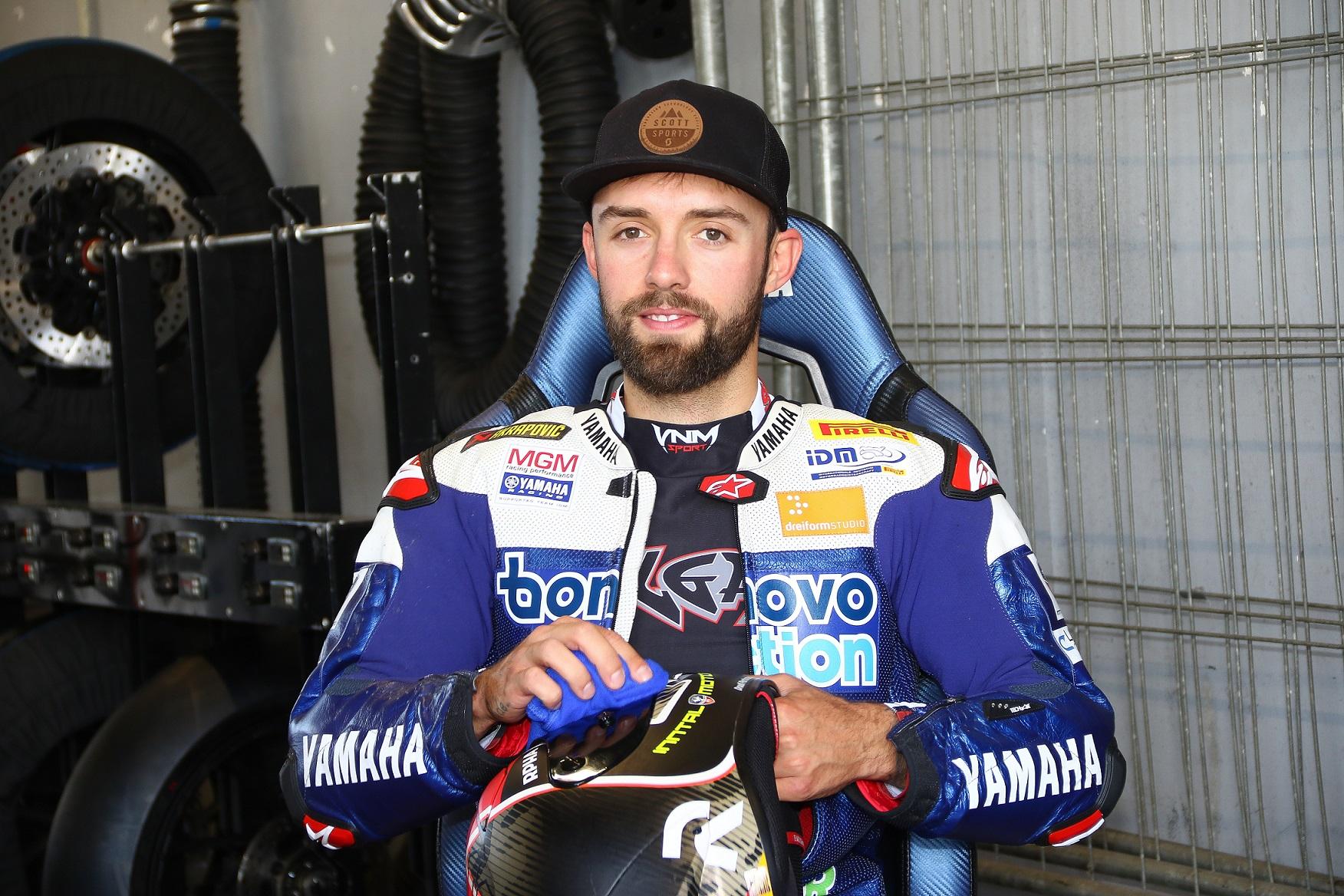 """IDM Superbike 1000: """"Jeder erwartet, dass Folger die IDM gewinnt"""" (Stefan Bradl)"""