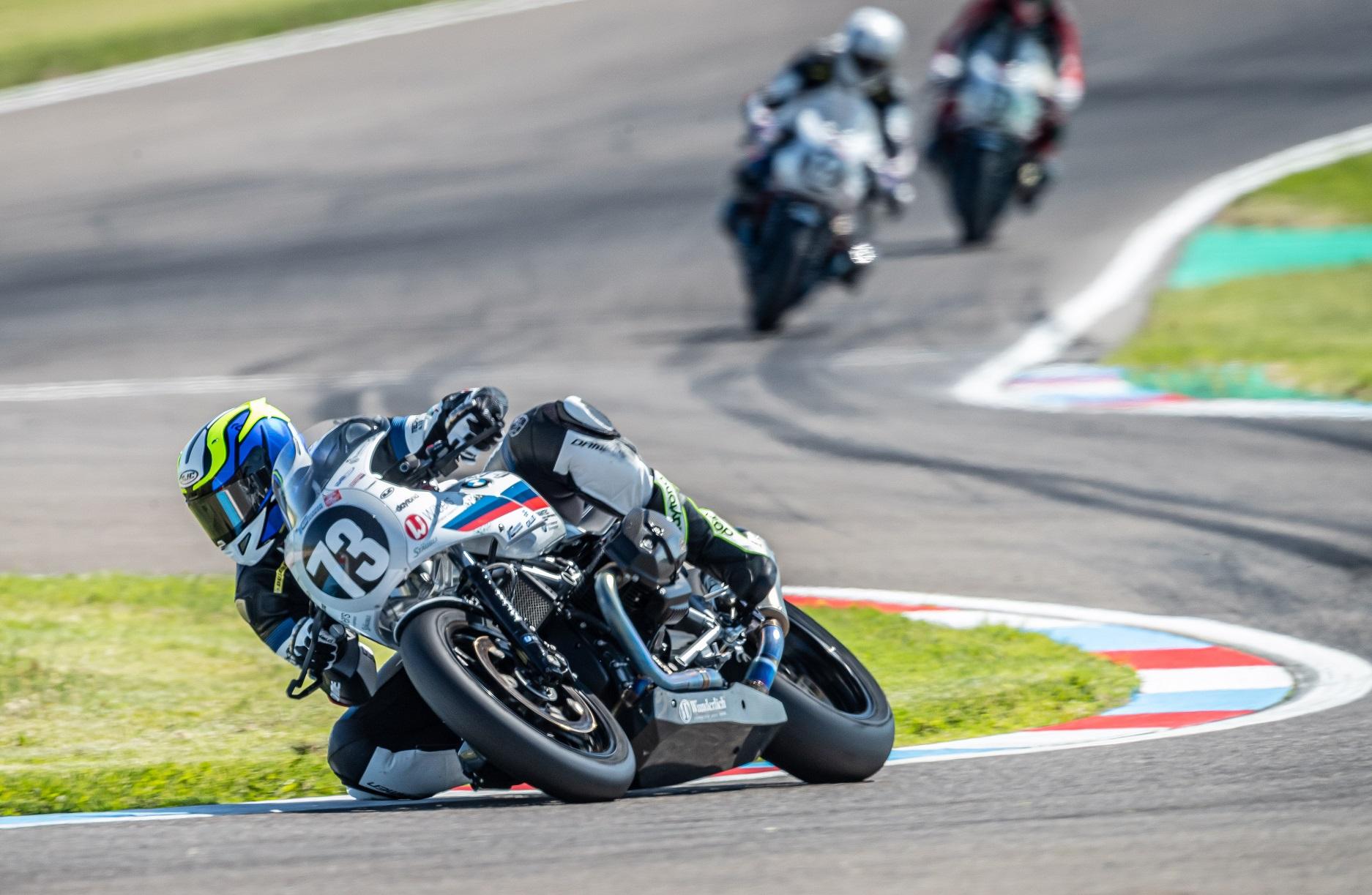 BMW Motorrad BoxerCup: Aller guten Dinge sind Drei
